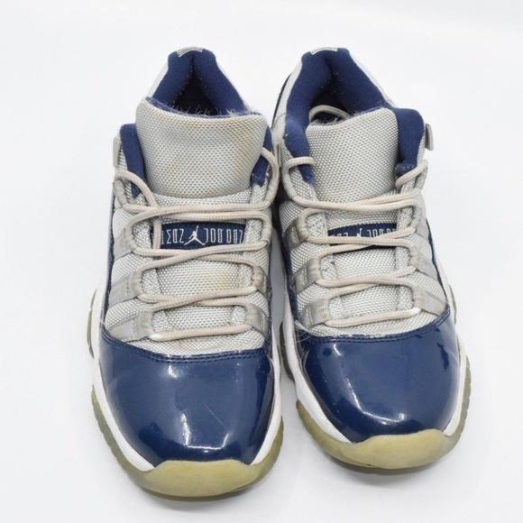 official photos 93a66 73c03 Nike Shoes | Air Jordan 11 Retro Low Bg Georgetown | Poshmark